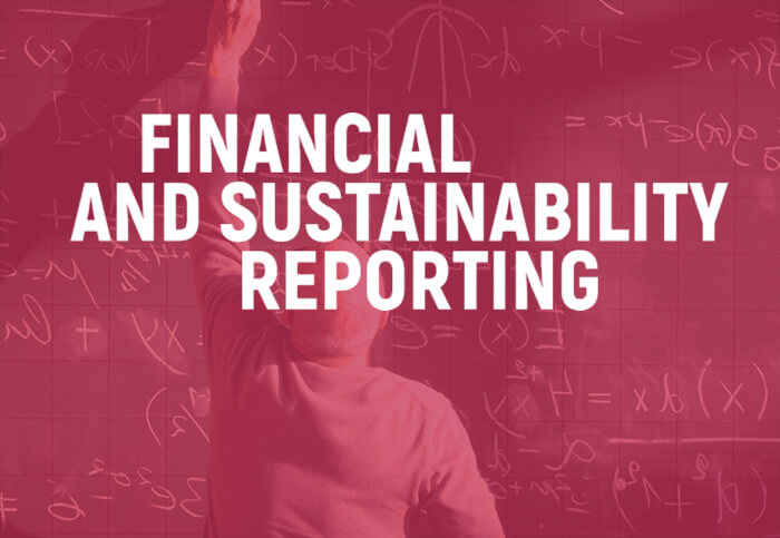 K-Change - Financial and sustainability reporting