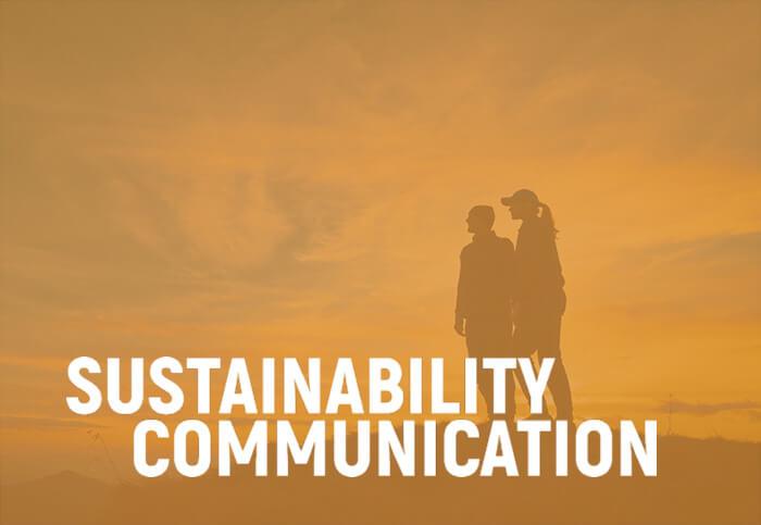 K-Change - Sustainability communication